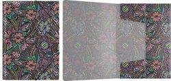 Папка на резинках пластиковая  ErichKrause® Jungle, A4 45362