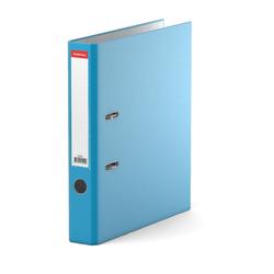 Папка–регистратор с арочным механизмом разборная ErichKrause®, Neon, А4, 50 мм, голубой 45400