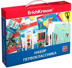 Набор первоклассника ErichKrause® (43 предмета) 45413