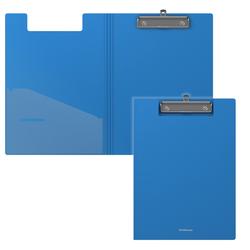 Папка-планшет пластиковая ErichKrause® Classic, A4, синий 45982