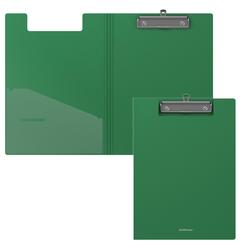 Папка-планшет пластиковая ErichKrause® Classic, A4, зеленый 45983