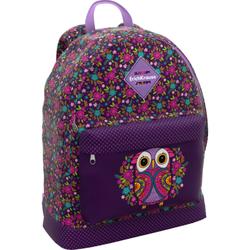 Рюкзак ErichKrause® EasyLine® 17L Flower Owl 46253