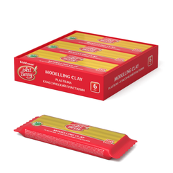 Классический пластилин ArtBerry® с Алоэ Вера 150г жёлтый 46453