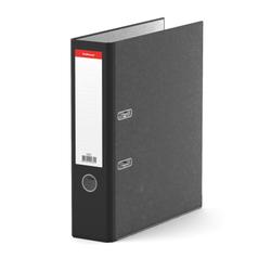 Папка–регистратор с арочным механизмом ErichKrause®, Original, А4, 70 мм, черный 4672