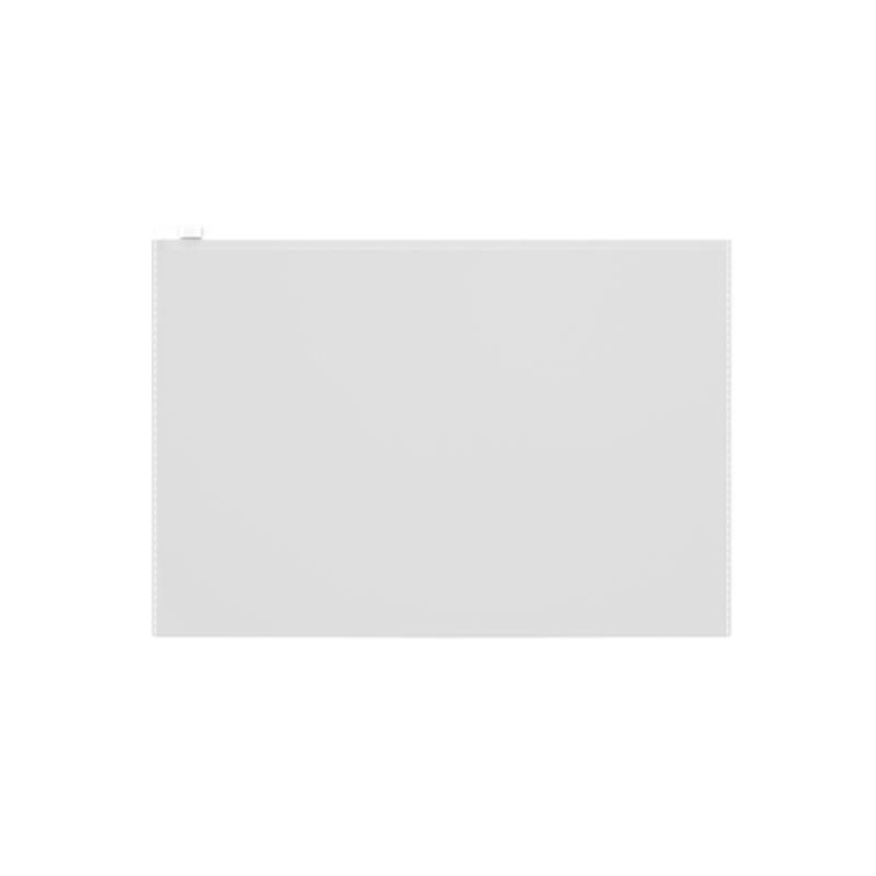 ZIP-пакет пластиковый ErichKrause® Fizzy, B5 289*214*0,14, прозрачный 47071