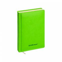 Ежедневник А6+ недатированный ErichKrause® Vivella, цвет: салатовый, тонированная бумага 47930