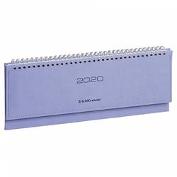 Планинг датированный на 2020 год ErichKrause® Vivella, цвет: фиолетовый, тонированная бумага 47954
