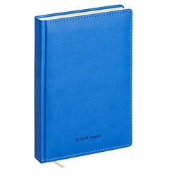 Ежедневник А5 недатированный ErichKrause® Corolla, цвет: синий, 336 стр, тонированная бумага 47987