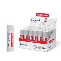 Клей-карандаш ErichKrause® Standard, 19г 48032