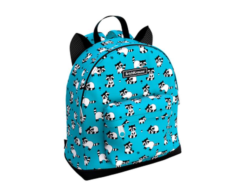 Рюкзак ErichKrause® EasyLine® Mini Animals 6L Racoons 48095