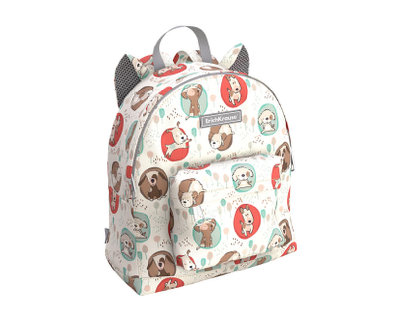 Рюкзак ErichKrause® EasyLine® Mini Animals 6L Little Dogs 48242