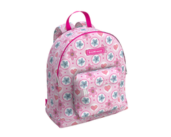 Рюкзак ErichKrause® EasyLine® Mini 6L Pink Flowers 48276