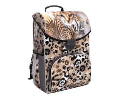 Ученический ранец ErichKrause® ErgoLine® 15L Wild Cat 48280
