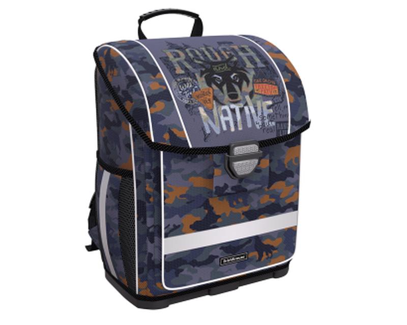 Ученический ранец с пластиковым дном ErichKrause® ErgoLine® 16L Rough Native 48336