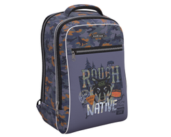 Ученический рюкзак ErichKrause® ErgoLine® Urban 18L Rough Native 48349