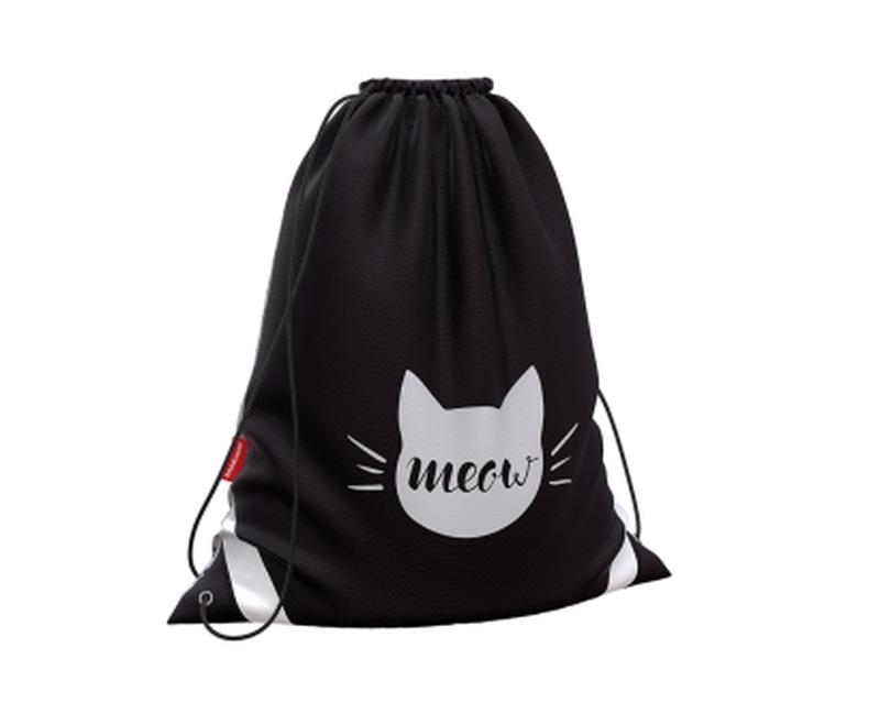 Мешок для обуви ErichKrause® 365x440мм Meow 48351