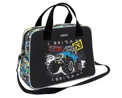 Сумка для спорта и путешествий ErichKrause® 21L Track Car 48358