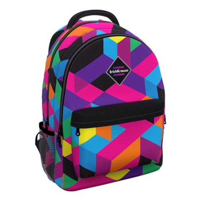 Ученический рюкзак ErichKrause® EasyLine® с двумя отделениями 20L Disco Style 48412