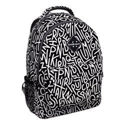 Ученический рюкзак ErichKrause® EasyLine® с двумя отделениями 20L Alphabet 48419