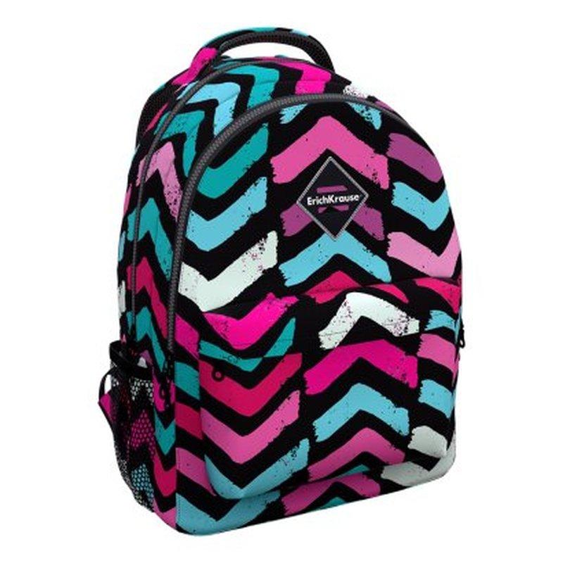 Ученический рюкзак ErichKrause® EasyLine® с двумя отделениями 20L Color Corners 48423
