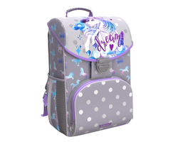 Ученический ранец ErichKrause® ErgoLine® 15L Dream Unicorn 48463