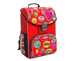 Ученический ранец ErichKrause® ErgoLine® 15L Sweet Love 48467