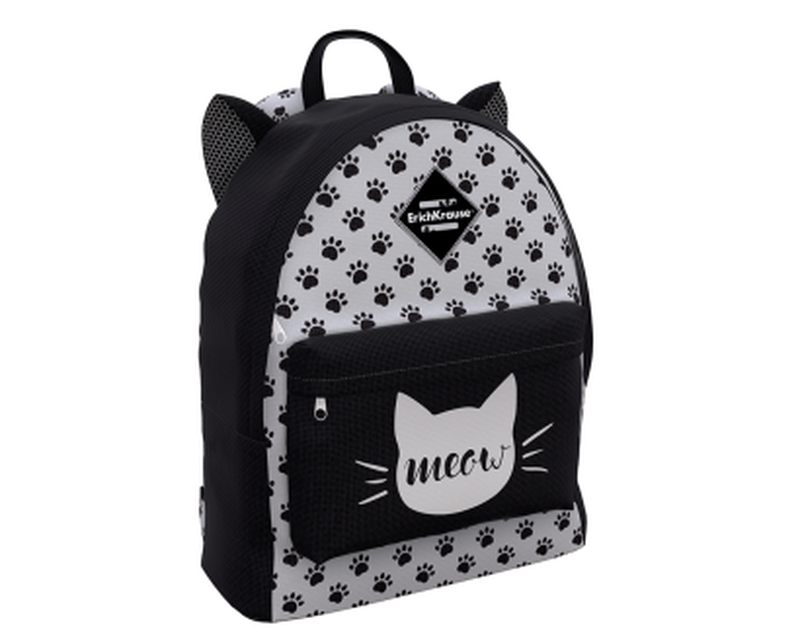 Рюкзак ErichKrause® EasyLine® Animals 17L Meow 48477