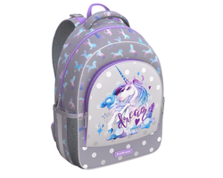 Ученический рюкзак ErichKrause® ErgoLine® 15L Dream Unicorn с наполнением 48501/1