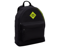 Рюкзак ErichKrause® EasyLine® 17L Black&Yellow 48548