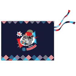 Подкладка настольная текстильная ErichKrause® ErichKrause® Funny Racoon, А3+ 48592