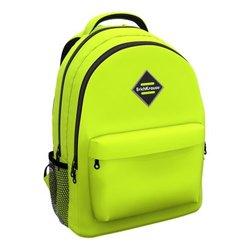 Ученический рюкзак ErichKrause® EasyLine® с двумя отделениями 20L Neon® Yellow 48616
