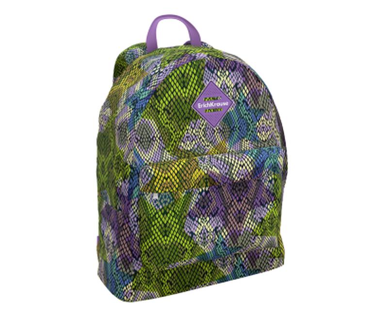 Рюкзак ErichKrause® EasyLine® 17L Purple Python 48620