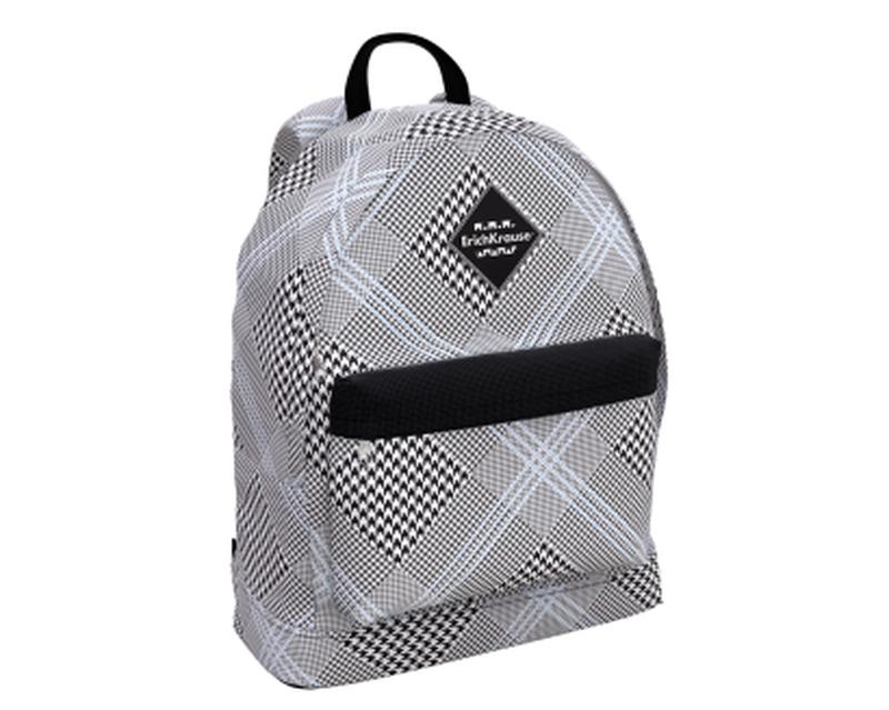 Рюкзак ErichKrause® EasyLine® 17L Black&White 48622