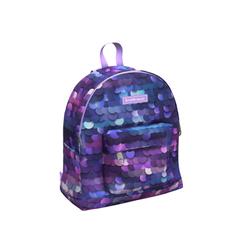 Рюкзак ErichKrause® EasyLine® 6L Purple Print 48632