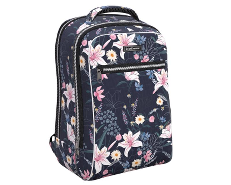 Ученический рюкзак ErichKrause® ErgoLine® Urban 18L Lily 48667