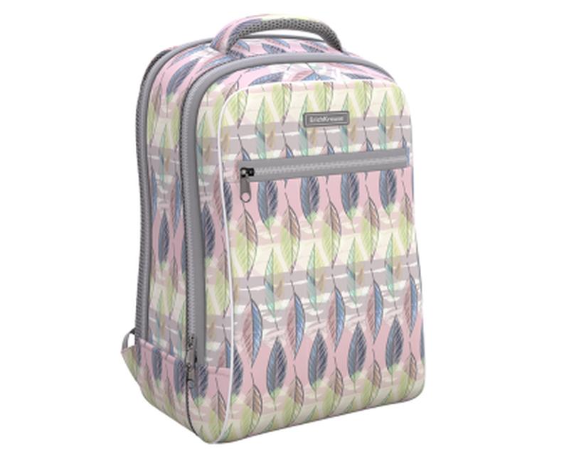 Ученический рюкзак ErichKrause® ErgoLine® Urban 18L Flora 48669