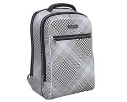Ученический рюкзак ErichKrause® ErgoLine® Urban 18L Black&White 48670