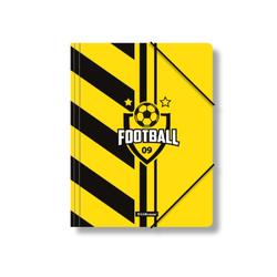 Папка на резинках пластиковая ErichKrause® Football time, A4 48718