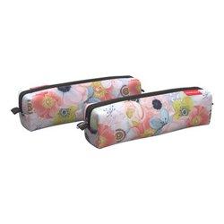 Пенал квадро mini ErichKrause® 210x50x50мм Flower Cocktail 48955