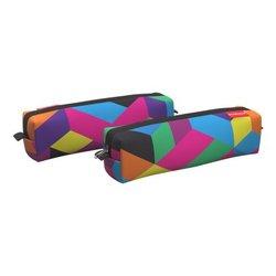 Пенал квадро mini ErichKrause® 210x50x50мм Disco Style 48967