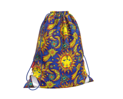 Мешок для обуви ErichKrause® 365x440мм Art Sun 49131