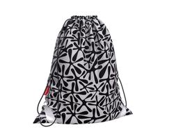 Мешок для обуви ErichKrause® 365x440мм Black Dill 49132