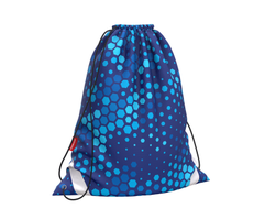 Мешок для обуви ErichKrause® 365x440мм Blue Camo 49134