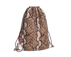 Мешок для обуви ErichKrause® 365x440мм Python Print 49136