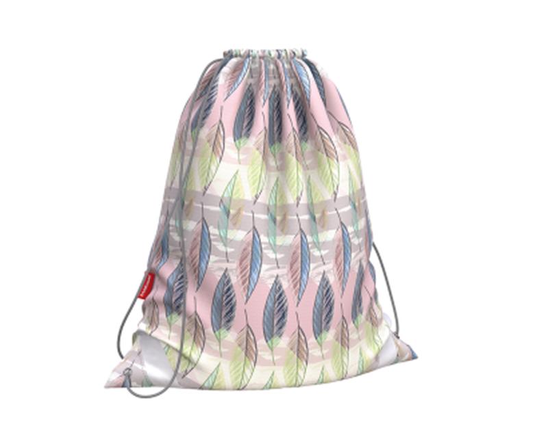 Мешок для обуви ErichKrause® 365x440мм Flora 49141