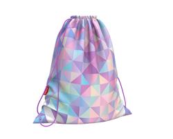 Мешок для обуви ErichKrause® 365x440мм Magic Rhombs 49144