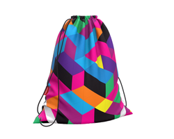 Мешок для обуви ErichKrause® 365x440мм Disco Style 49149
