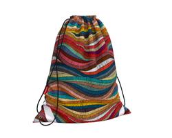 Мешок для обуви ErichKrause® 365x440мм Mosaic 49155