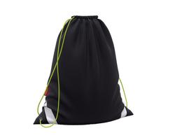 Мешок для обуви ErichKrause® 365x440мм Black&Yellow 49159