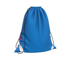 Мешок для обуви ErichKrause® 365x440мм Neon Blue 49162